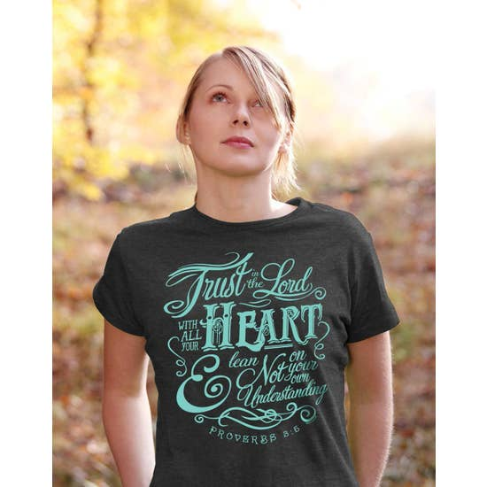 Tshirt - Trust In The Lord