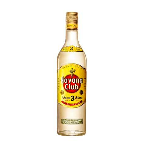 Havana Club 3 años 750ml