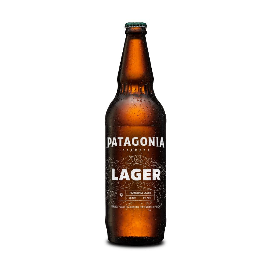 Patagonia Hoppy Lager 730ml