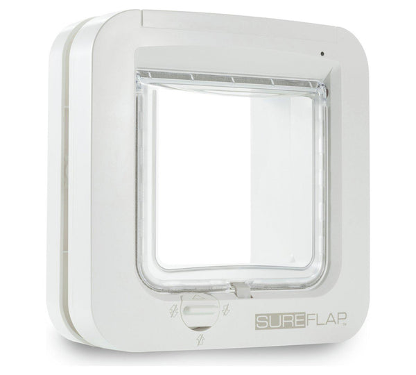 Sureflap Microchip Cat Flap - Keep Unwanted Cats Out - Cat Out Of House.co.uk