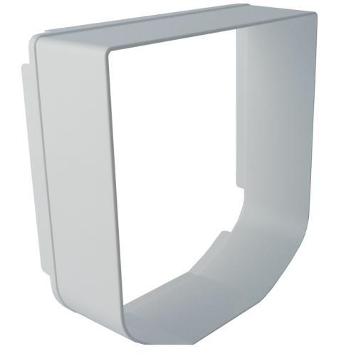 Cat Flap Tunnel Extender White - Sureflap