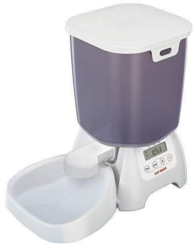 Cat Mate - C3000 Automatic Dry Food Pet Feeder - Cat Out Of House.co.uk