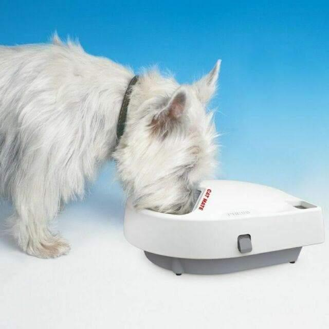Cat Mate C500 Automatic Pet Feeder with Digital Timer - Cat Out Of House.co.uk