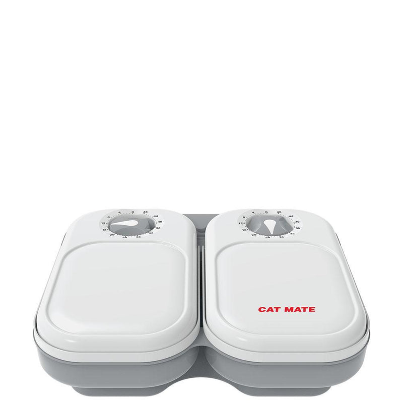 Cat Mate C200 Automatic Pet Feeder - Cat Out Of House.co.uk