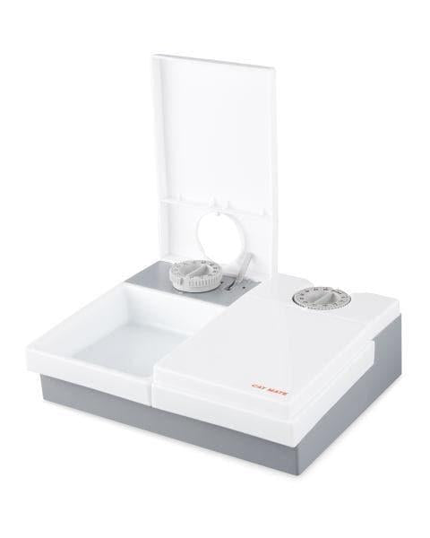 Cat Mate - C20 Automatic Pet Feeder - Cat Out Of House.co.uk