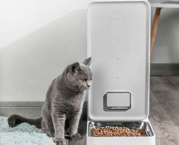 Petkit - Fresh Element Smart Pet Feeder White