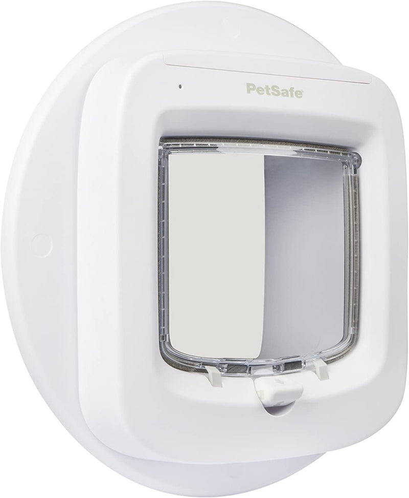 PetSafe - Microchip Cat Flap Installation Adaptor, Easy Install, Glass Door and Walls - Cat Out Of House.co.uk