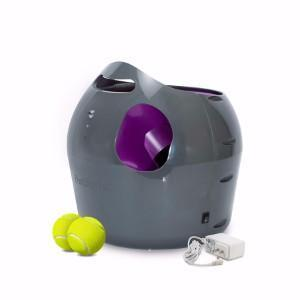 PetSafe - Automatic Ball Launcher Dog Toy, Interactive Tennis Ball Throwing Machine For Dogs, Water Resistant