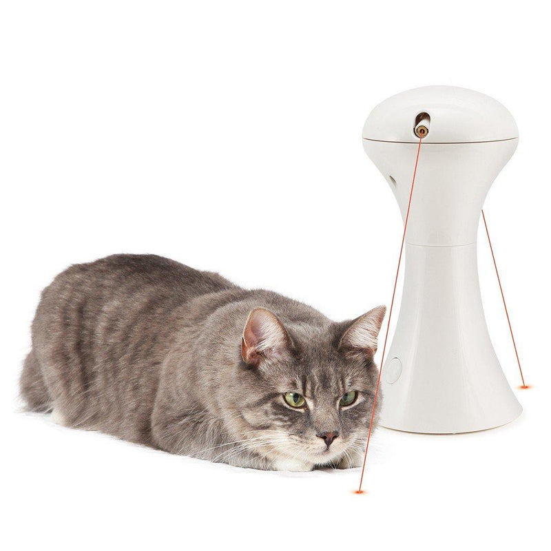 Petsafe - FroliCat® Multi-Laser Toy - Cat Out Of House.co.uk