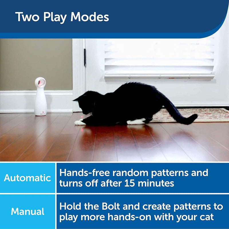 Petsafe - FroliCat® BOLT™ Automatic Laser Light - Cat Out Of House.co.uk