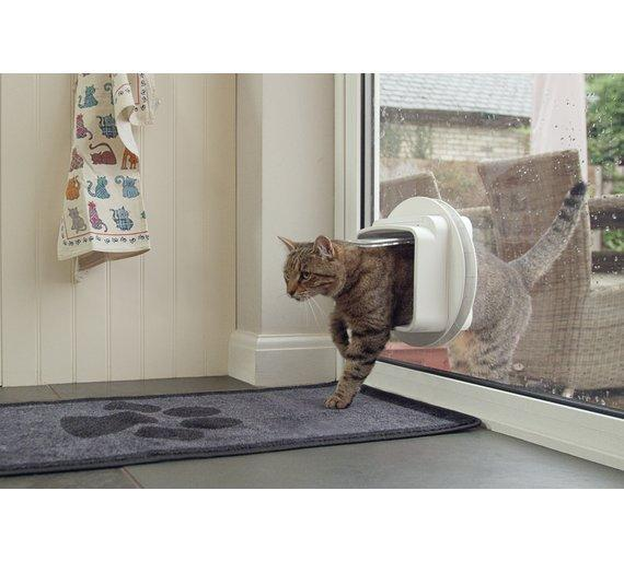 Sureflap Microchip Cat Flap - Cat Out Of House.co.uk