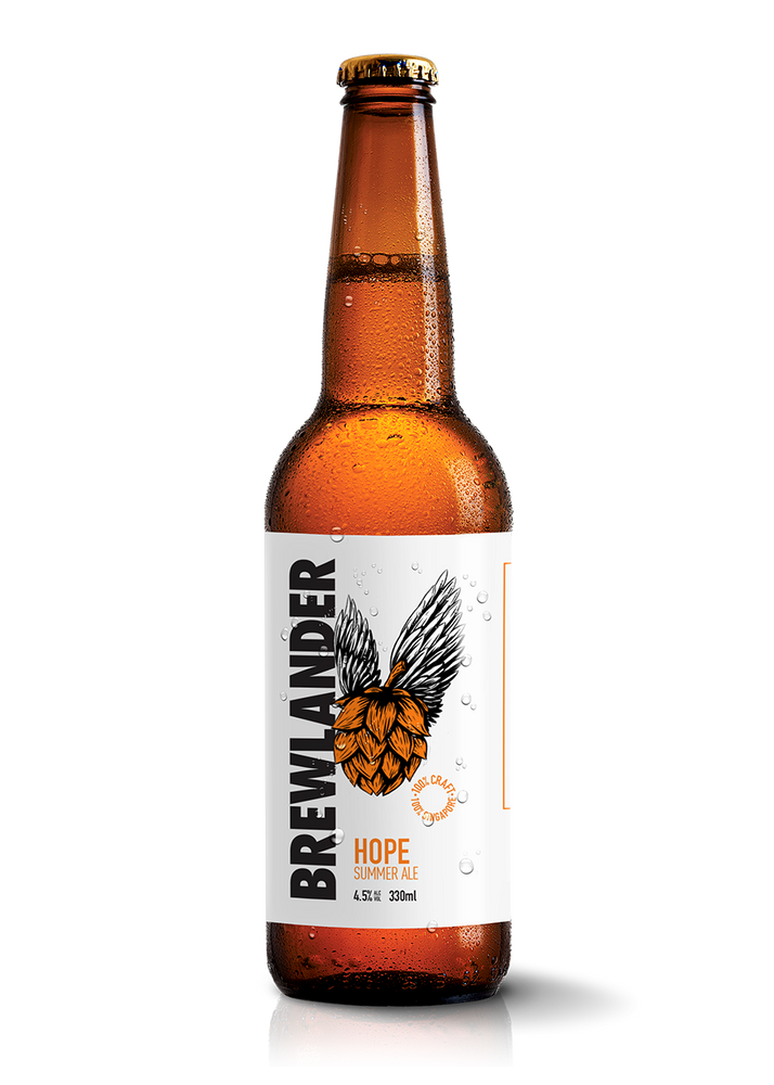 One week (11-18 March 2021) deal for Hope Summer Ale