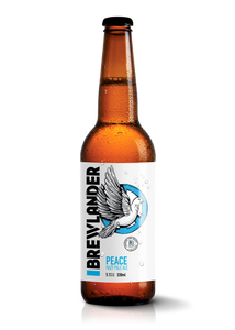 Peace Hazy Pale Ale