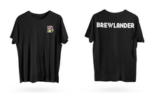 Load image into Gallery viewer, Brewlander T-Shirt - Black