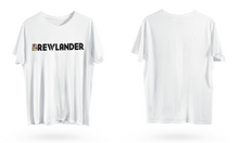 Load image into Gallery viewer, Brewlander T-Shirt - White