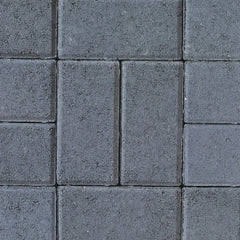 Plymouth Block Paving Tobermore Padesta Charcoal