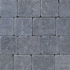 Plymouth Block Paving Tobermore Tegula Charcoal