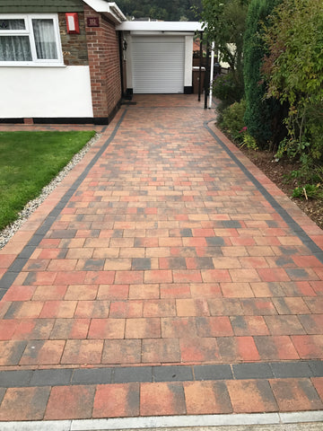 Plymouth Block Paving Shannon Heather