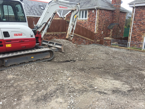 Plymouth Block Paving Ground works Picture