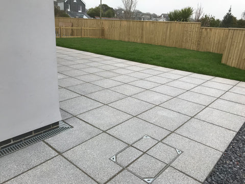 Plymouth Block Paving Marshalls Argent Paving