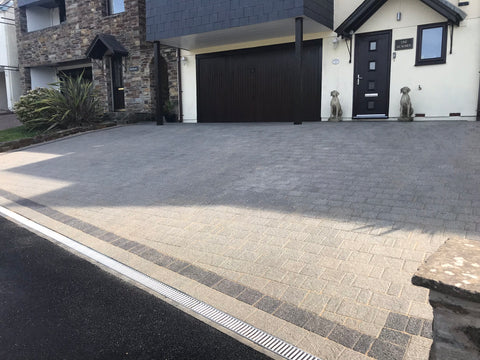 Plymouth Block Paving Marshalls Argent Award Winner