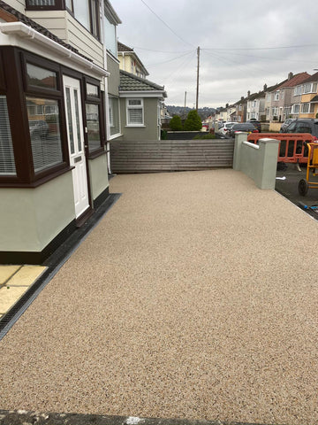 Plymouth Block Paving Resin After