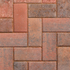 Plymouth Block Paving Marshalls Driveline 50 Brindle