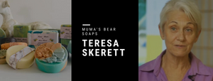 "Teresa Skerett - Muma's Bears ""The Bees Knees"" Soap"