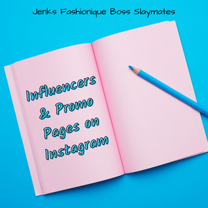 Influencers & Page Promos