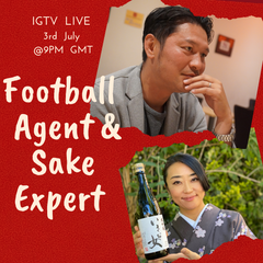 natural natural Online Shop IGTV - Football Agent & Sake Expert