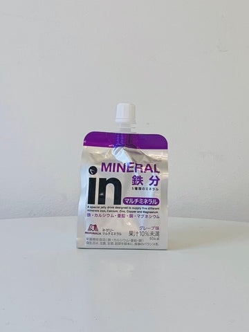 in Jelly Multi Mineral 180g
