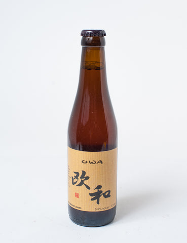 Owa Beer 330ml (Alcohol 5.5%)
