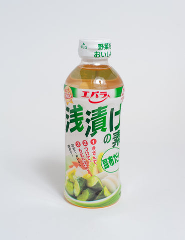 Asazuke no Moto Konbu Dashi 500ml