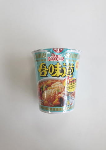 Cup Noodle Spicy Seafood 73g
