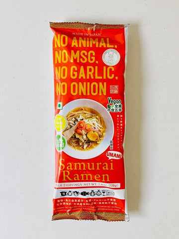 Samurai Ramen Umami Red - 2 servings