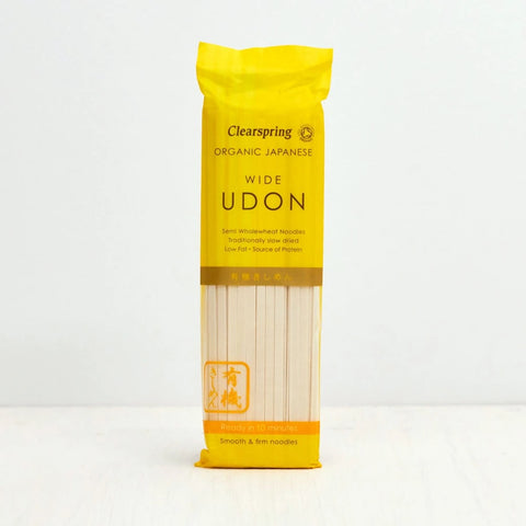 Organic Japanese Wide Udon 200g