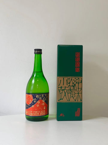 Junmai Ginjo Hanafubuki 720ml (Alcohol 16-17%)
