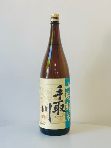Yamahai Junmai [Silver Mountain] 1800ml