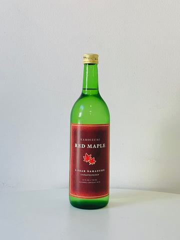 Red Maple [2-Year Aged Namagenshu] 720ml