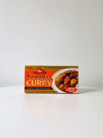 Golden Curry Sauce Mix (Mild) 220g