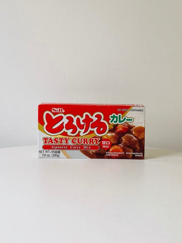 Torokeru Curry Mix (Mild) 200g