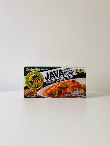 Java Curry (Medium Hot) 185g