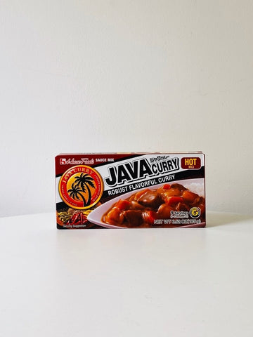 Java Curry (Hot) 185g