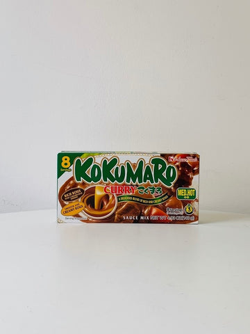 Kokumaro Curry Mix (Medium Hot) 140g
