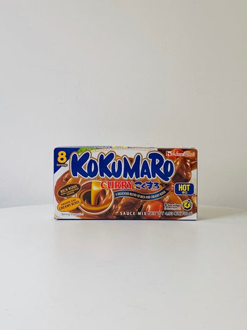 Kokumaro Curry Mix (Hot) 140g