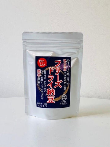 Freeze Dry Natto 50g