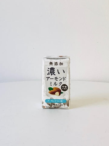Almond Milk Rich (Roasted) 125ml