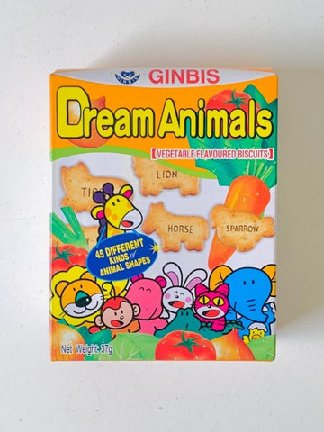 Dream Animals Vegetable 37g