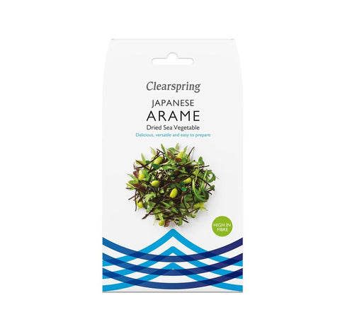 Japanese Arame - Dried Sea Vegetable 30g