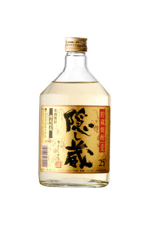 Kakushigura (Barley Shochu)  720ml (Alcohol 25%)
